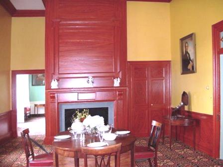 Belle Grove Dining Room, Middletown, VA