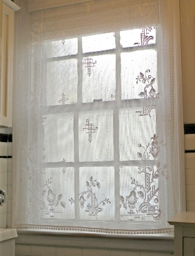 Curtains Ideas cheap lace curtain panels : J.R. Burrows & Company: Lace Curtains