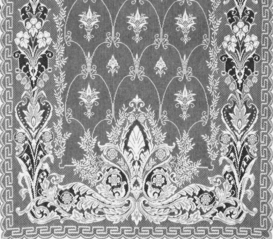 neogrec lace curtain panel