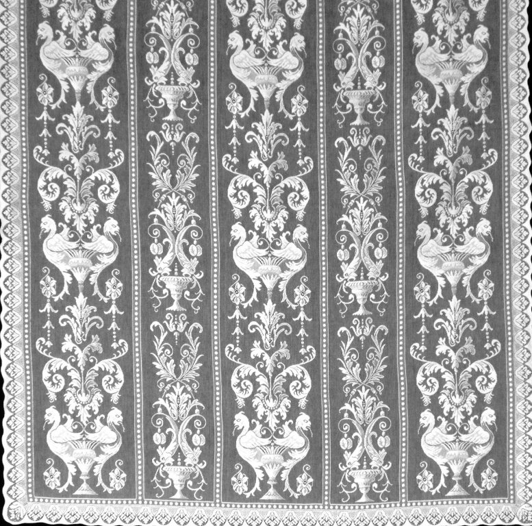 Renaissance Lace Curtain Panel ...