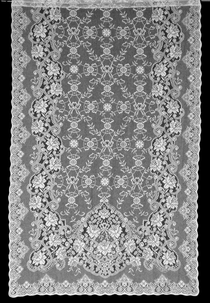 Picture of Victorian Lace Curtain Panel