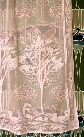 J.R. Burrows & Company: Lace Curtains