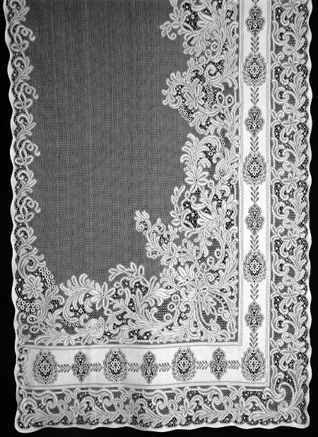 Sibelia Lace Curtain (Left Panel)