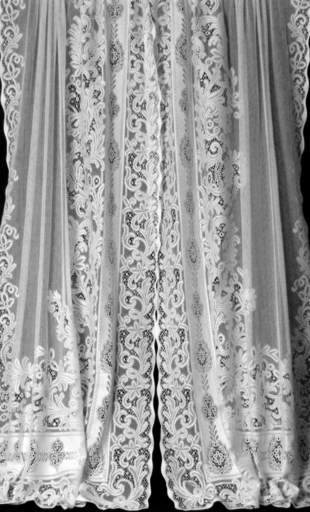 Burrows & Company: Lace Curtains