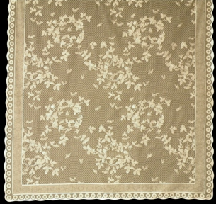 Honeybee Lace Curtain (in Ecru)