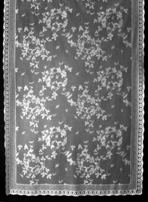 Honey Bee Lace Curtain