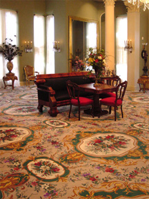 Arts And Crafts Carpet Runners